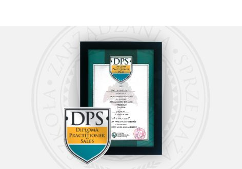Diploma of Practitioner in Sales (DPS)
